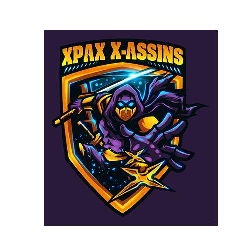 XPAX-X-Assins-Logo